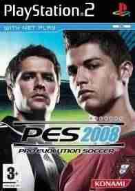 Descargar Pro Evolution Soccer 2008 [MULTI3] por Torrent